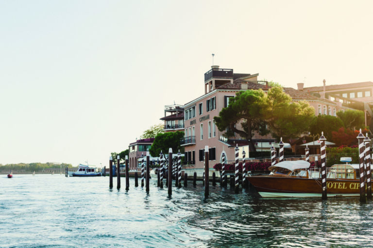 Banfield Travel Belmond Cipriani, Venice, Italy