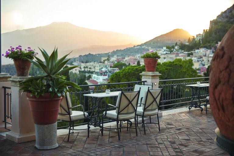 Banfield Travel Belmond Grand Hotel Timeo, Taormina, Sicily, Italy