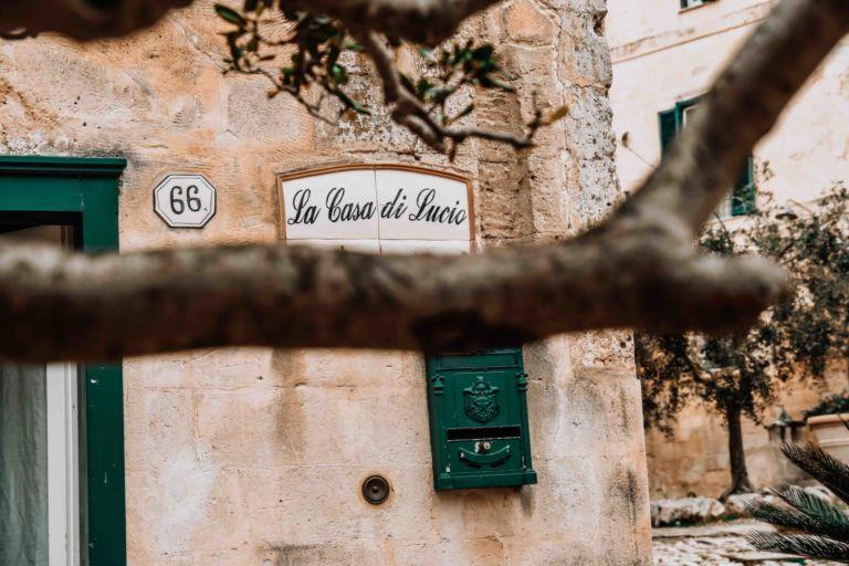 Banfield Travel, Matera, La Casa di Lucio Hotel Relais