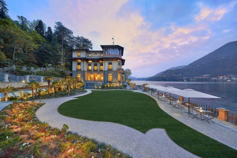 Banfield Travel, Mandarin Oriental, Lago di Como