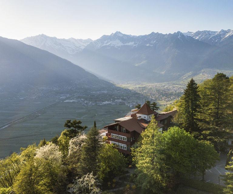 Banfield Travel Castel Fragsburg, Merano, Alto Adige, Italia