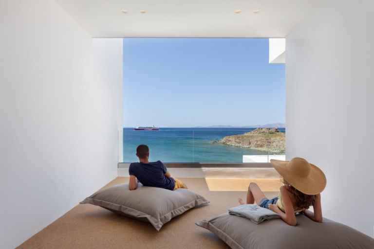 Banfield Travel, Infinity View Hotel Tinos, Cyclades Islands