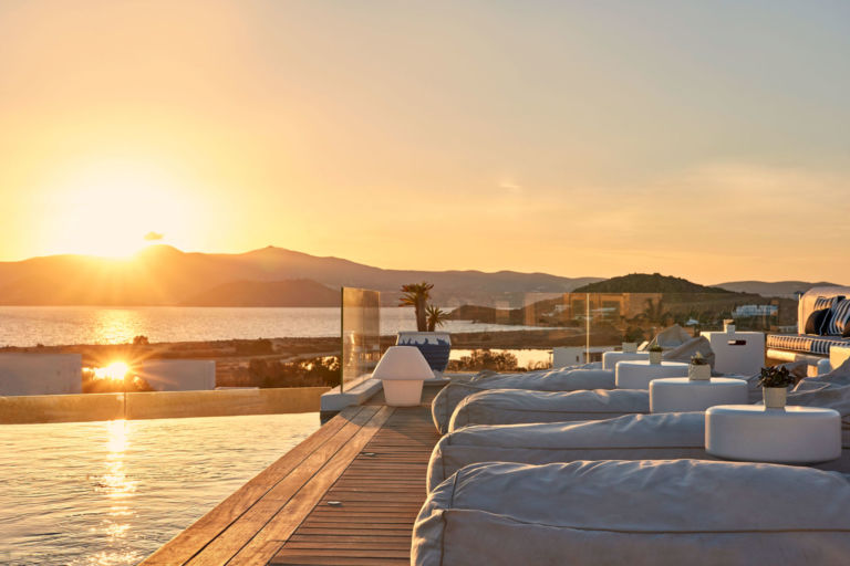 Banfield Travel, Greece, Cyclades Islands, Naxos, 18 Grapes Hotel