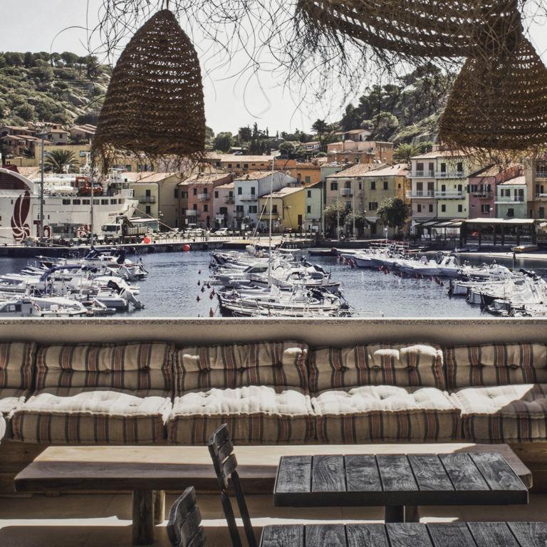 Banfield Travel, Italy, Tuscany, Isola del Giglio, La Guarda Hotel