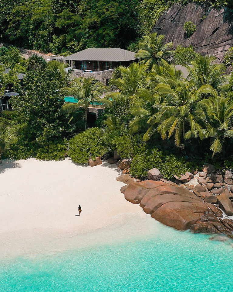 Seychelles, Desroches Island, Four Seasons Resort Seychelles at Desroches Island